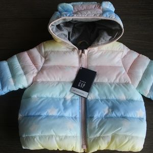 Baby Gap Winter coat 0-6 months